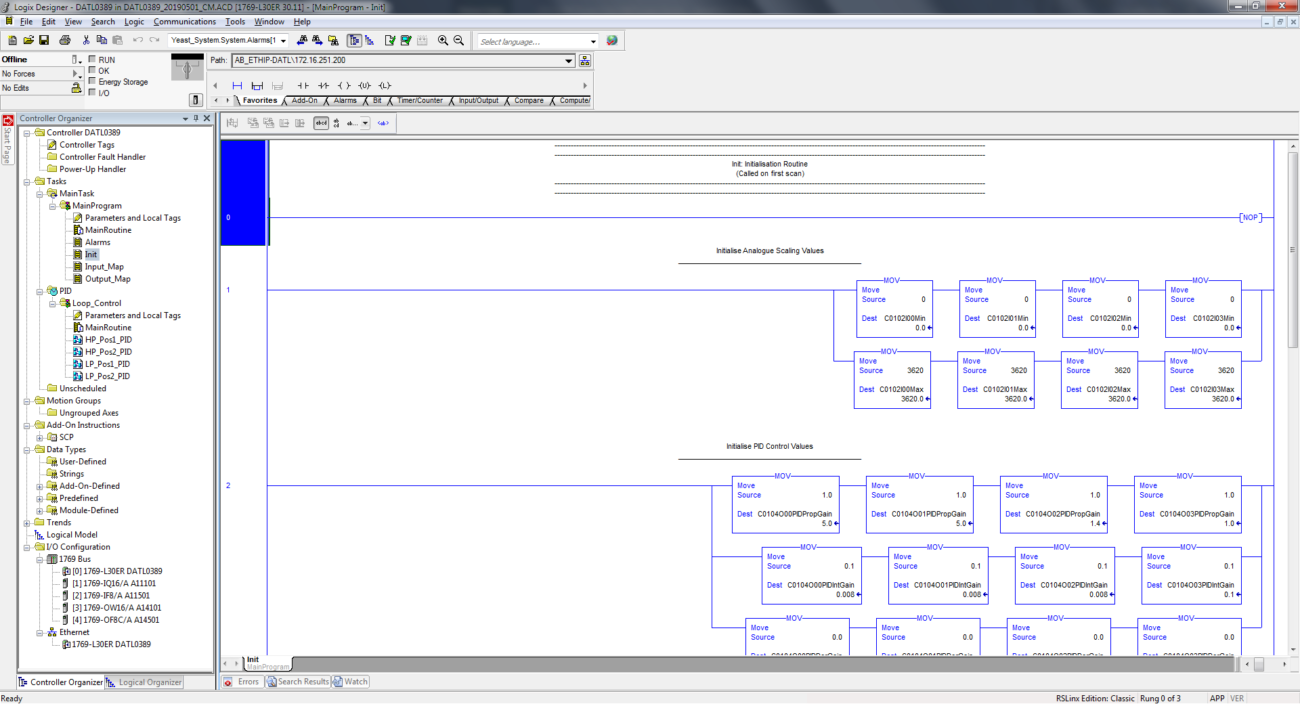 Control Systems Software – Daval Controls